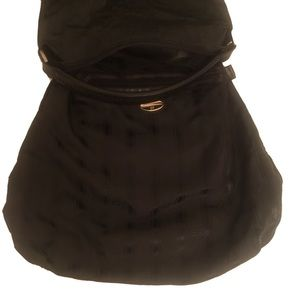 Francesco Biasia Bags - Francesco Biasia Ellen Black Slouchy Hobo Bag